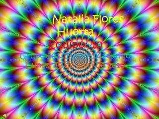 Natalia Flores Huerta Equipo: 10 Grupo:201   Turno: Matutino L unes, 19 de abril de 2010