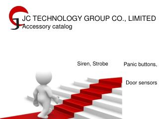 JC TECHNOLOGY GROUP CO., LIMITED Accessory catalog