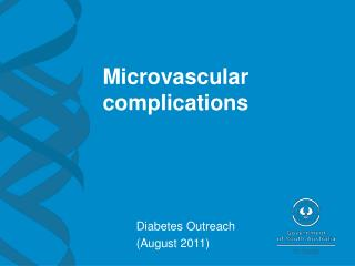 Microvascular complications