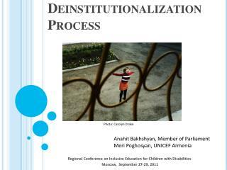Deinstitutionalization Process