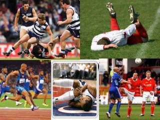 Muscle Injuries, Disorders & Diseases