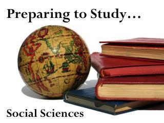 Preparing to Study…