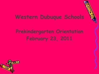 Western Dubuque  Schools