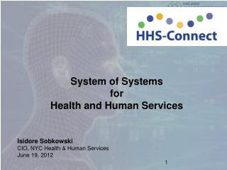 System of Systems  for  Health and Human Services