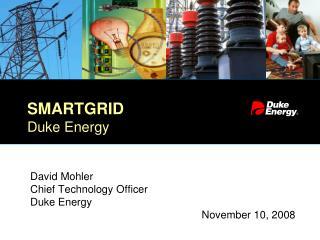 SMARTGRID Duke Energy