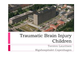 Traumatic Brain Injury Children