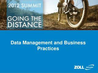 Data Management and Business Practices