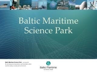 Baltic Maritime Science Park