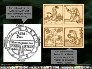H 5 Tijd van ontdekkers en hervormers