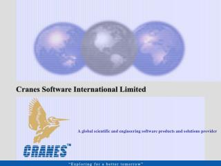 A global scientific and engineering software products and solutions provider