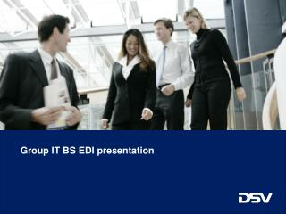 Group IT BS EDI presentation