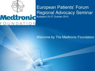 Medtronic – The Company