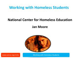 Working with Homeless Students