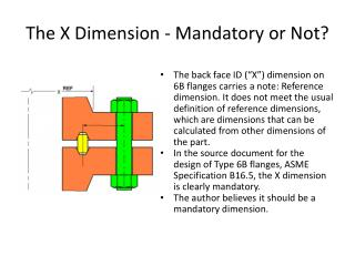 The X Dimension - Mandatory or Not?