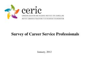 Survey of Career Service Professionals