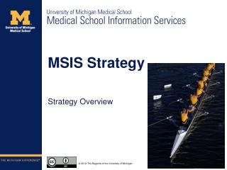 MSIS Strategy