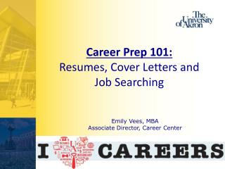 Emily  Vees , MBA Associate Director, Career Center
