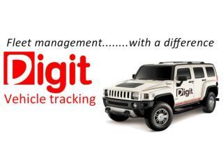 Digit Vehicle tracking for fleet management
