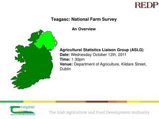 Teagasc: National Farm Survey An Overview
