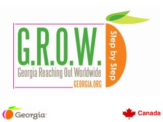 GROW Regional Initiative Exporting to Canada