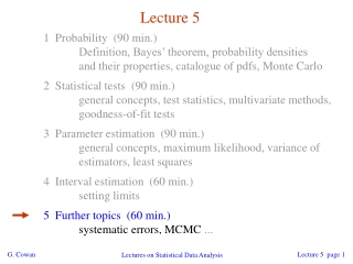 Probability Models The Equally Likely Approach also called the Classical Approach Lecture 8A