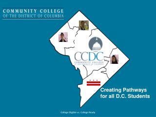 Creating Pathways  for all D.C. Students