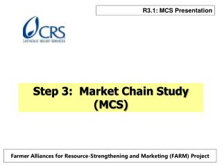 Farmer Alliances for Resource-Strengthening and Marketing (FARM) Project