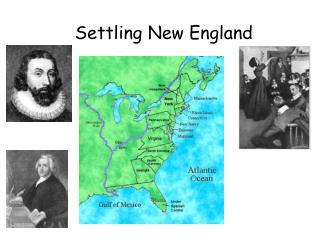 Settling New England