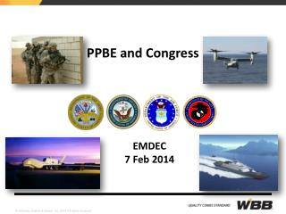 PPBE and Congress
