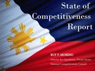 State of  Competitiveness  Report