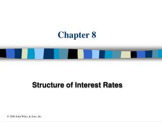 Structure of Interest Rates