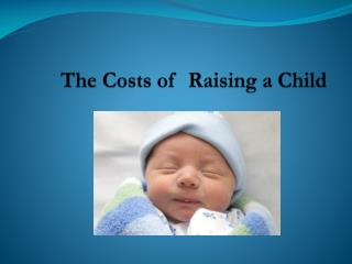 The Costs of   Raising  a Child