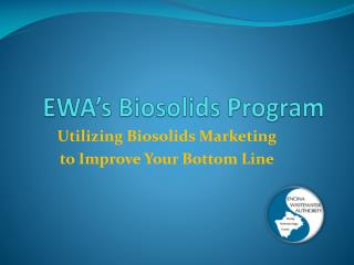 EWA's Biosolids Program