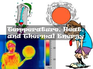 Temperature, Heat, and Thermal Energy