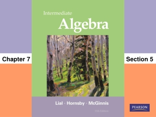 Algebra I Unit 1: Solving Equations in One Variable  Learning Goal:  1.5