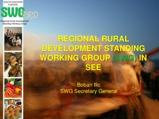 Rural Tourism Partnerships  Sustainable Economic Development