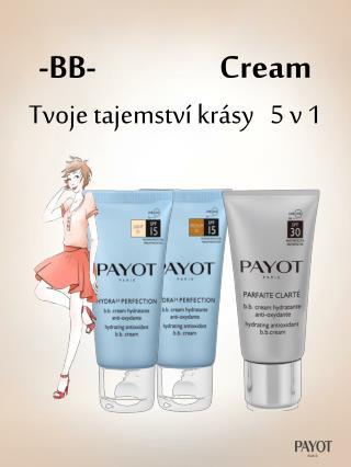 -BB- Cream T voje tajemství krásy   5 v 1