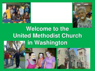 Welcome to the United Methodist Church in Washington