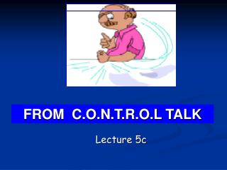 Lecture 5c