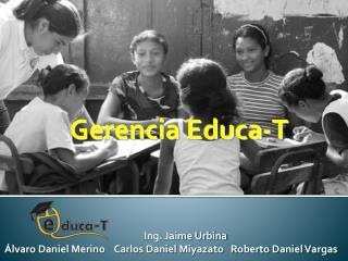 Gerencia Educa-T