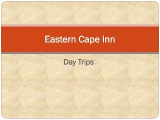 Eastern Cape Inn