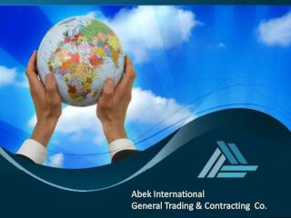 Abek  International General Trading & Contracting Co.