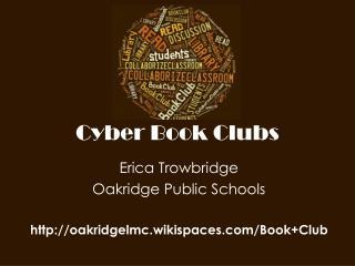 Cyber Book Clubs