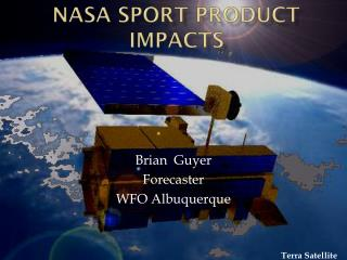 nasa  sport product impacts
