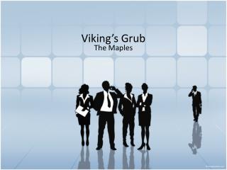 Viking's Grub