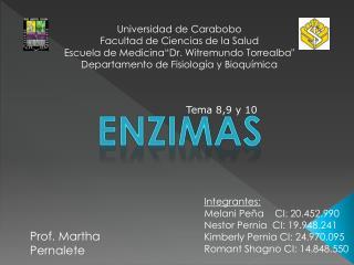 Universidad de Carabobo Facultad de Ciencias de la Salud