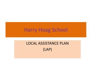 Harry  Hoag School