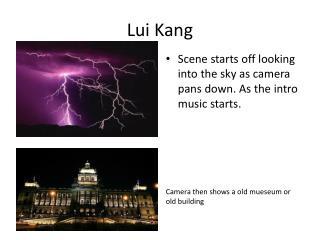 Lui  Kang