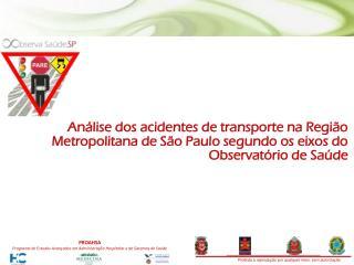 Albornoz salienta a multifatoriedade que influencia a ocorrência de acidentes de transportes