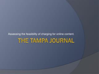 The Tampa Journal